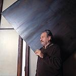 Jannis Kounellis, artista. Roma