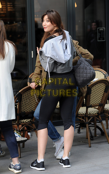 LONDON, UNITED KINGDOM - MARCH 17: Daisy Lowe at BBC Radio 1 studios for Sport Relief 'Radio Around The World' on March 17, 2014 in London, England.<br /> CAP/AOU<br /> &copy;AOU/Capital Pictures