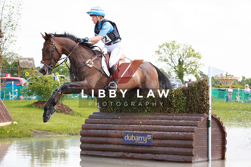 NZL-Jonelle Price (COOLEY SHOWTIME) INTERIM-2ND: EVENTING IRELAND CCI2* CROSS COUNTRY: 2016 IRL-Tattersalls International Horse Trial (Saturday 4 June) CREDIT: Libby Law COPYRIGHT: LIBBY LAW PHOTOGRAPHY