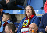 Burnley fans enjoy the pre-match atmosphere<br /> <br /> Photographer Alex Dodd/CameraSport<br /> <br /> UEFA Europa League - UEFA Europa League Qualifying Second Leg 2 - Burnley v Olympiakos - Thursday August 30th 2018 - Turf Moor - Burnley<br />  <br /> World Copyright © 2018 CameraSport. All rights reserved. 43 Linden Ave. Countesthorpe. Leicester. England. LE8 5PG - Tel: +44 (0) 116 277 4147 - admin@camerasport.com - www.camerasport.com