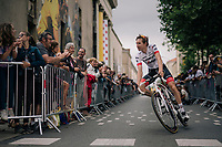 Bauke Mollema  (NED/Trek-Segafredo) at the Team presentation in La Roche-sur-Yon<br /> <br /> Le Grand Départ 2018<br /> 105th Tour de France 2018<br /> ©kramon