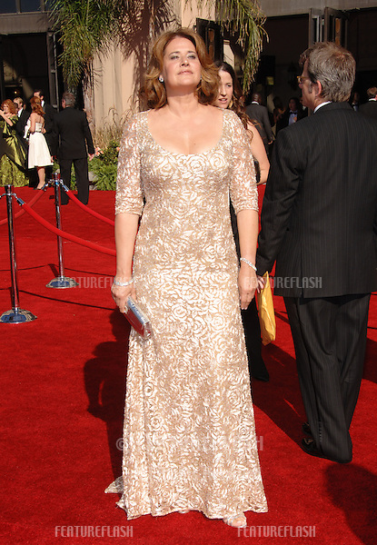 """The Sopranos"" star LORRAINE BRACCO at the 2006 Primetime Emmy Awards at the Shrine Auditorium, Los Angeles..8 27, 2006 Los Angeles, CA.© 2006 Paul Smith / Featureflash"
