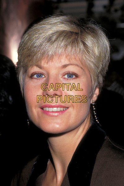 GLYNIS BARBER.Ref: 026.London, England, UK, pre 1998.portrait headshot black .CAP/PL.©Phil Loftus/Capital Pictures.