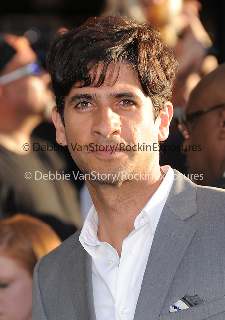 Raza Jaffrey at The World Premiere of Disney's The Odd Life of Timothy Green held at The El Capitan Theatre in Hollywood, California on August 06,2012                                                                               © 2012 DVS/Hollywood Press Agency