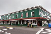 Old building in Pahoa Village, Big Island, Hawaii