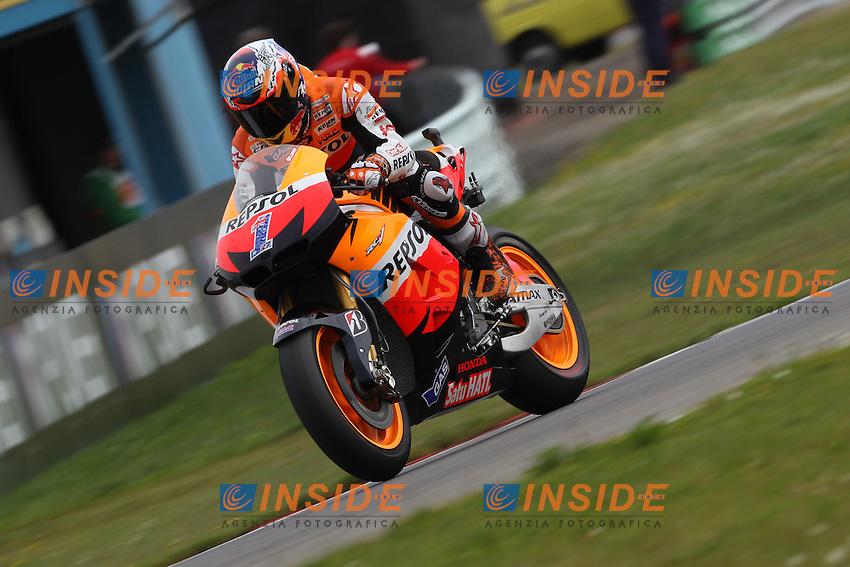 © Insidefoto/Semedia.29-06-2012 Assen (NL).Motogp - motogp.in the picture: Casey Stoner - Repsol Honda team