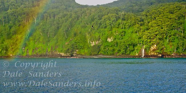Rainbow,  Cocos Island National Park, Costa Rica.