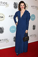 LOS ANGELES - JAN 30:  Audrey Moore at the 35th Artios Awards at the Beverly Hilton Hotel on January 30, 2020 in Beverly Hills, CA