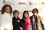 Tamara Tunie - Dorothy Hamill & Kristi Yamaguchi & Candace Matthews at Skating with the Stars (celebrities & Olympic skaters), a benefit gala for Figure Skating in Harlem on April 6, 2010 at Wollman Rink, Central Park, New York City, New York. (Photo by Sue Coflin/Max Photos)