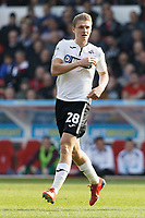 George Byers of Swansea City in action during the Sky Bet Championship match between Nottingham Forest and Swansea City at City Ground, Nottingham, England, UK. Saturday 30 March 2019