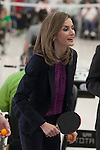 Queen Letizia of Spain visits  the Paraplegic Hospital in Toledo, Spain. February 10, 2015. (ALTERPHOTOS/Victor Blanco)