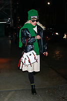 FEB 11 Rita Ora  Seen In New York City