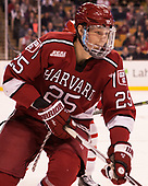 Wiley Sherman (Harvard - 25) - The Harvard University Crimson defeated the Boston University Terriers 6-3 (EN) to win the 2017 Beanpot on Monday, February 13, 2017, at TD Garden in Boston, Massachusetts.