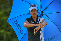 Jenny Shin (KOR) heads down 12 during round 1 of  the Volunteers of America LPGA Texas Classic, at the Old American Golf Club in The Colony, Texas, USA. 5/4/2018.<br /> Picture: Golffile | Ken Murray<br /> <br /> <br /> All photo usage must carry mandatory copyright credit (&copy; Golffile | Ken Murray)