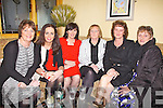 Pictured at the St Michaels/Foilmore Dinner Dance in The Ring of Kerry hotel on Saturday night last were l-r; Carolyn King, Geraldine O'Sullivan, Bridie O'Connor, Sheila Kelly, Geraldine Kirby & Eileen Galvin.