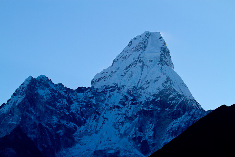 Ama Dablam. Photo by Didrik Johnck.