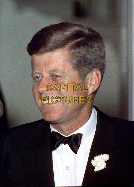 Undated File Photo from 1963 of United States President John F. Kennedy at a formal event at the White House in Washington, D.C. .Credit: Arnie Sachs - CNP /MPI/Capital Pictures