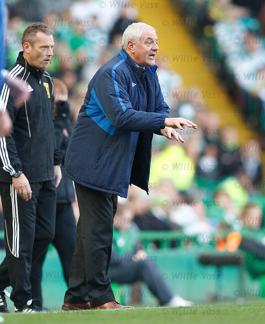 Walter Smith comes out fighting