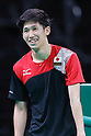 Maharu Yoshimura (JPN), <br /> AUGUST 4, 2016 - Table Tennis : <br /> Men's and Women's Training session <br /> at Riocentro - Pavilion 3 <br /> during the Rio 2016 Olympic Games in Rio de Janeiro, Brazil. <br /> (Photo by Sho Tamura/AFLO SPORT)