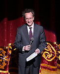 Phil Weinberg on stage during The Fourth Annual High School Theatre Festival at The Shubert Theatre on March 19, 2018 in New York City.