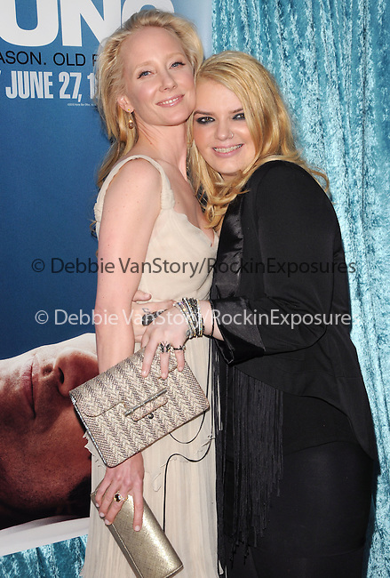 Anne Heche & Sianoa Smit-McPhee at the HBO Premiere of 2nd Season of Hung held at Paramount Picture Studios in Hollywood, California on June 23,2010                                                                               © 2010 Debbie VanStory / Hollywood Press Agency