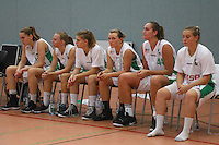 Enttäuschung auf der Bank der Brose Baskets Bamberg