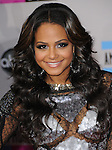 Christina Milian at The 2010 American Music  Awards held at Nokia Theatre L.A. Live in Los Angeles, California on November 21,2010                                                                   Copyright 2010  DVS / Hollywood Press Agency