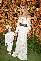 PACIFIC PALISADES, CA - OCTOBER 06: Rachel Zoe and Kaius Jagger Berman arrive at the 9th Annual Veuve Clicquot Polo Classic Los Angeles at Will Rogers State Historic Park on October 6, 2018 in Pacific Palisades, California.<br /> CAP/ROT/TM<br /> &copy;TM/ROT/Capital Pictures