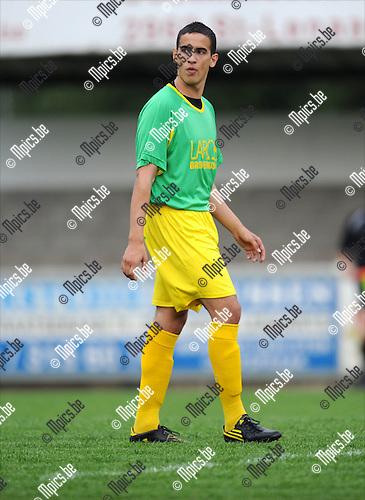 2011-07-28 / Voetbal / seizoen 2011-2012 / Sint Lenaarts / Aznag Mohammed..Foto: mpics