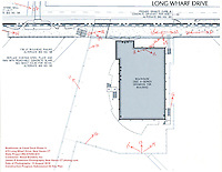 Key Plan for Progress Documentation Submission 02 on 12 August 2016. Boathouse at Canal Dock Phase II | State Project #92-570/92-674 Boathouse at Canal Dock Phase II