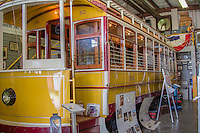 Fort Smith Trolley  operates a fully restored original electric streetcar in historic downtown Fort Smith.
