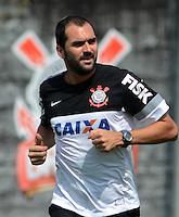 SÃO PAULO,SP, 02.09.2013 TREINO/CORINTHIANS/SP - Danilo  durante treino do Corinthians no CT Joaquim Grava na zona leste de Sao Paulo. (Foto: Alan Morici /Brazil Photo Press).