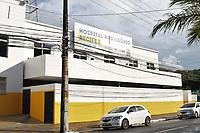 Recife - PE, 21/04/2020 - Vista do Hospital Provisorio Recife 1, nesta terca (21), na Rua da Aurora, no bairro de Santo Amaro no Recife, onde ja estao sendo atendidos pacientes com suspeita ou confirmacao de covid-19. O primeiro hospital de grande porte construido pela Prefeitura do Recife em toda sua historia, com 150 leitos em sua estrutura original, antes da pandemia. Com 100 leitos de Unidade de Terapia Intensiva (UTIs) e outros 60 de enfermaria. A unidade foi erguide em 20 dias e sera administrada pelo Hospital de Cancer de Pernambuco (HCP). (Foto: Pedro De Paula/Codigo 19/Codigo 19)