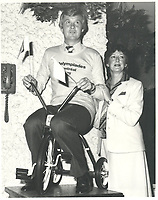 Dadiv Hamilton, INNKEEPER (Manager) Holliday Inn, Yolande Leduc, sept 14 1978