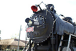 The SLSF 1355 is on display on Garden Street in Pensacola, Florida.  It is a Mikado engine that was converted from a 2-8-0 to a 2-8-2 between 1943 and 1946.