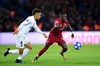 Sadio Mane (Liverpool) vs KEHRER Thilo (PSG) <br /> Parigi 28-11-2018 <br /> Paris Saint Germain - Liverpool Champions League 2018/2019<br /> Foto JB Autissier / Panoramic / Insidefoto <br /> ITALY ONLY