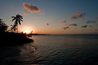Beach. Holguin Province Cuba. 5-12-10