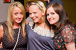 Sarah Quinn, Lorna Beatty and Jane Lynch in Bru..Picture: Shane Maguire / www.newsfile.ie.