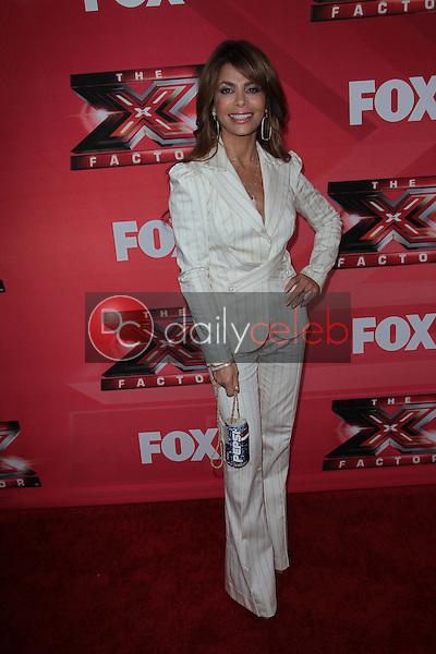 Paula Abdul<br /> at &quot;The X Factor&quot; Press Conference, CBS Televison City,  Los Angeles, CA 12-19-11<br /> David Edwards/DailyCeleb.com 818-249-4998