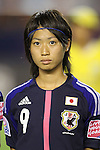 Yoko Tanaka (JPN), .AUGUST 26, 2012 - Football / Soccer : .FIFA U-20 Women's World Cup Japan 2012, Group A .match between Japan 4-0 Switzerland .at National Stadium, Tokyo, Japan. .(Photo by Daiju Kitamura/AFLO SPORT)