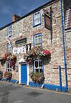 Sun Inn pub, Wells, Somerset, England