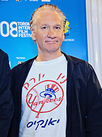 "07 September 2008 - Toronto, Ontario, Canada. Comedian Bill Maher attends the ""Religulous"" press conference during the 2008 Toronto International Film Festival held at Sutton Place Hotel. Photo Credit: Brent Perniac/AdMedia"