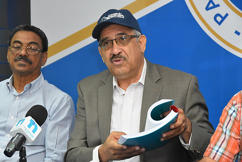Leonardo Faña, presidente del Frente Agropecuario del PRM