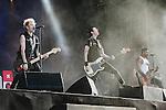 Sum 41 - Rock en Seine