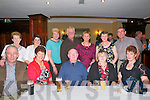 50th Wedding Anniversary : Joe & Peg Heffernan, Duagh celebrating their 50th wedding anniversary with family & friends at the Listowel Arms Hotel on Saturday night last.