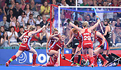2019 FIH Pro League Womens Hockey Great Britain v New Zealand Jun 23rd