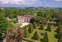 BNPS.co.uk (01202 558833)<br /> Pic: Savills/BNPS.<br /> <br /> Athelhampton House dates back to the 15th century<br /> <br /> The contents of one of England's finest stately homes are expected to fetch over £1m when they go under the hammer.The auction of a myriad of treasures inside Athelhampton House in Dorset is being hailed as one of the best country house sales for a generation The collection of fine art, furniture, sculptures, paintings and rugs has been amassed by three generations of the Cooke family who have just sold the Tudor mansion for £7.5m.