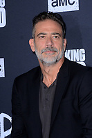 "LOS ANGELES - SEP 23:  Jeffrey Dean Morgan at the ""The Walking Dead"" Season 10 Premiere Event at the TCL Chinese Theater on September 23, 2019 in Los Angeles, CA"