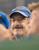 United States Representative Elliot Engel (Democrat of New York), the Ranking Member of the U.S. House Committee on Foreign Affairs, looks on from the stands as the New York Mets take on the Washington Nationals at Nationals Park in Washington, D.C. on Tuesday, September 23, 2014.<br /> Credit: Ron Sachs / CNP<br /> (RESTRICTION: NO New York or New Jersey Newspapers or newspapers within a 75 mile radius of New York City)