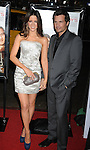 "HOLLYWOOD, CA. - November 03: Kate Beckinsale and Len Wiseman arrive at the AFI FEST 2009 Screening Of Miramax's ""Everbody's Fine"" on November 3, 2009 in Hollywood, California."